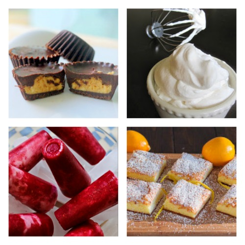 30 Five Ingredients or Less Easy Dessert Recipes ...