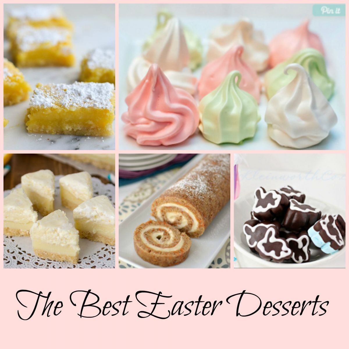 14 easter desserts for Good desserts for easter
