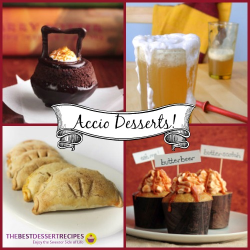 Accio Desserts! 11 Magical Harry Potter Recipes