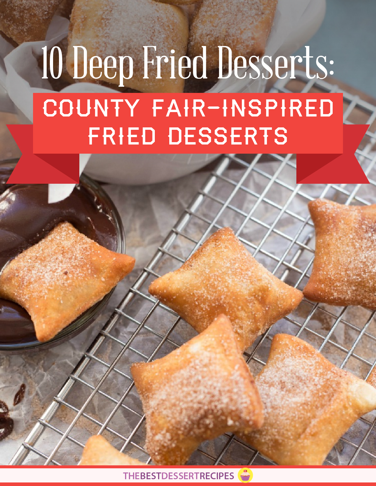 10 Deep Fried Desserts eBook